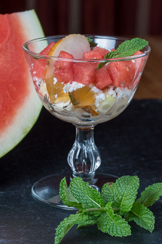 Watermelon Verrine