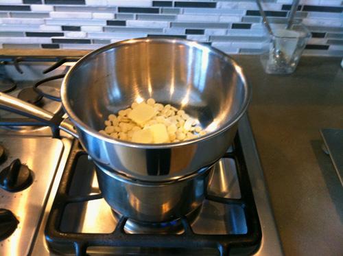 Cream Filling - Melting Chocolate