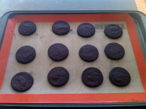 Oreos - Cooked