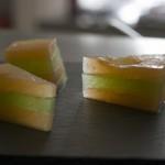 Compressed Melon Terrine