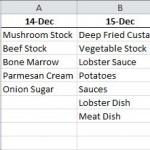 December 14, Day 1 of NYE Prep
