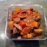 Sous Vide Beef Stew