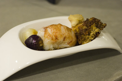 Lobster Tail Test Plate