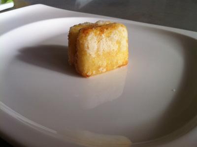 Potato Starch = Not Crispy