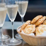 Appetizers: Gougeres & Savory Cookies