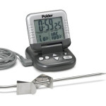 polder digital thermometer