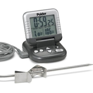 polder digital thermometer